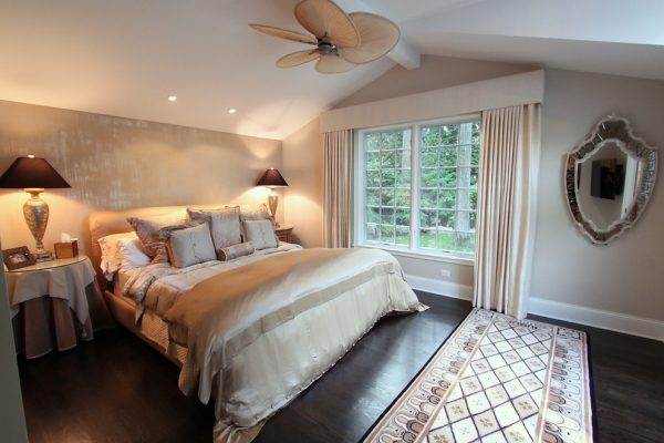 bedroom decorating ideas and designs Remodels Photos Lisa Wolfe Design, Ltd Lake Forest Illinois United States traditional-bedroom-001