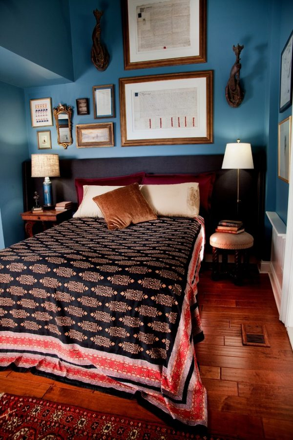 bedroom decorating ideas and designs Remodels Photos Lisa Wolfe Design, Ltd Lake Forest Illinois United States traditional-bedroom-004