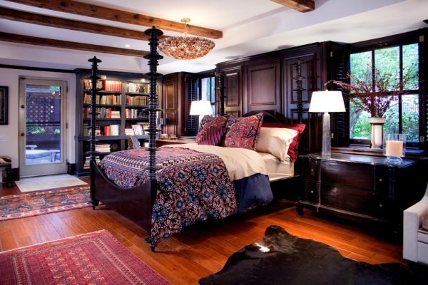 bedroom decorating ideas and designs Remodels Photos Lisa Wolfe Design, Ltd Lake Forest Illinois United States traditional-bedroom