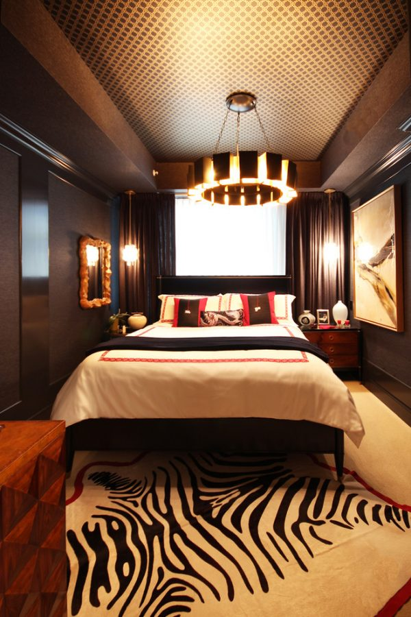 bedroom decorating ideas and designs Remodels Photos Lori Dennis, ASID, LEED AP Los Angeles California United States contemporary-bedroom-003