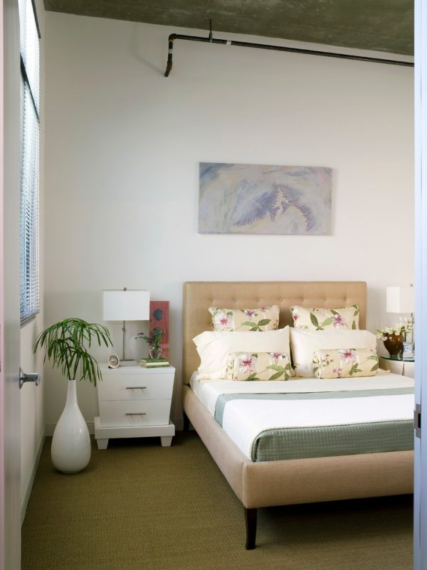 bedroom decorating ideas and designs Remodels Photos Lori Dennis, ASID, LEED AP Los Angeles California United States contemporary-bedroom-013