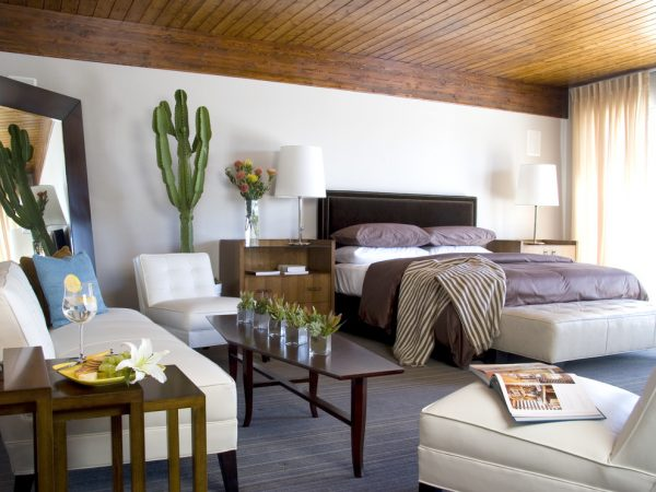 bedroom decorating ideas and designs Remodels Photos Lori Dennis, ASID, LEED AP Los Angeles California United States contemporary-bedroom-025