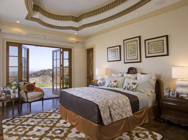 bedroom decorating ideas and designs Remodels Photos Lori Dennis, ASID, LEED AP Los Angeles California United States traditional-bedroom-006