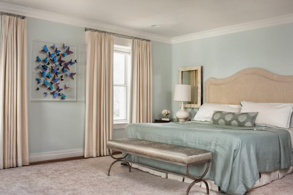 bedroom decorating ideas and designs Remodels Photos M.S. Vicas Interiors Washington, D.C America united states traditional-bedroom