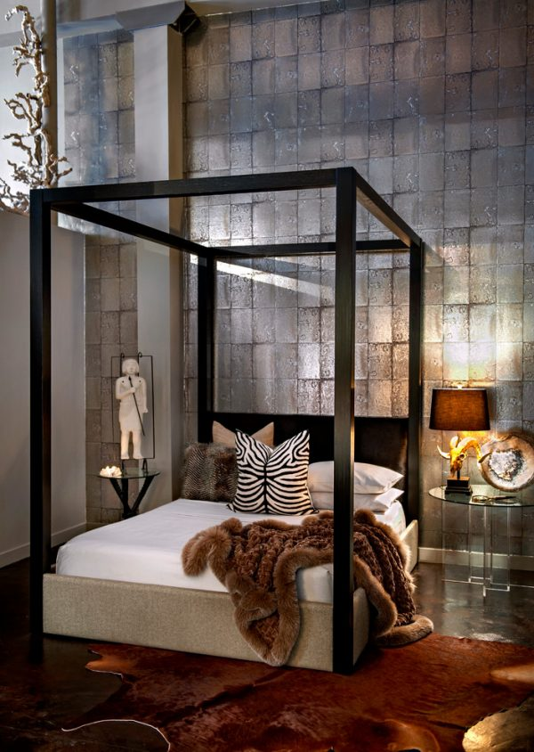 bedroom decorating ideas and designs Remodels Photos MaRae Simone Interiors, LLC Atlanta Georgia United States modern