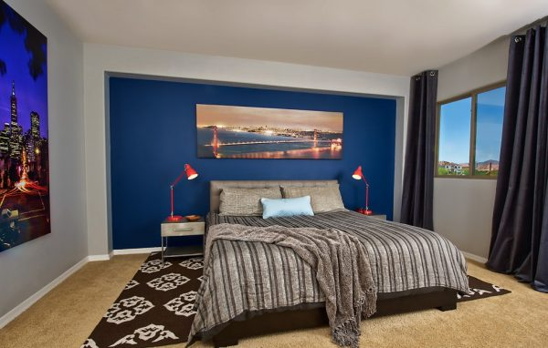 bedroom decorating ideas and designs Remodels Photos Mackenzie Collier Interiors Phoenix Arizona united states contemporary-bedroom-002