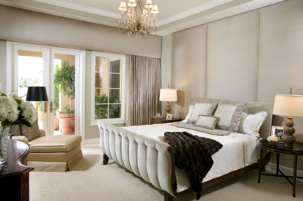 bedroom decorating ideas and designs Remodels Photos Malibu West Interiors Naples Florida united states transitional-bedroom