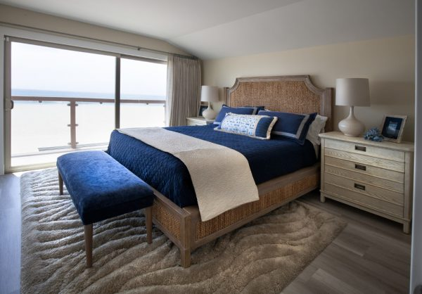 bedroom decorating ideas and designs Remodels Photos Maraya Interior Design Ojai California united states beach-style-bedroom-002