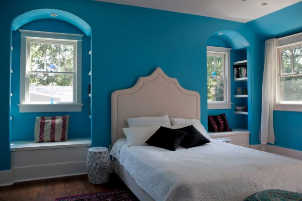 bedroom decorating ideas and designs Remodels Photos Marcelle Guilbeau, Interior Designer Nashville Tennessee United States mediterranean-bedroom