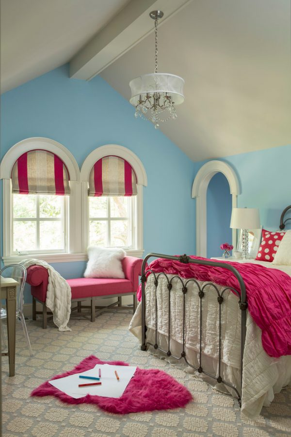 bedroom decorating ideas and designs Remodels Photos Martha O'Hara Interiors Minneapolis Minnesota United States transitional-kids-002
