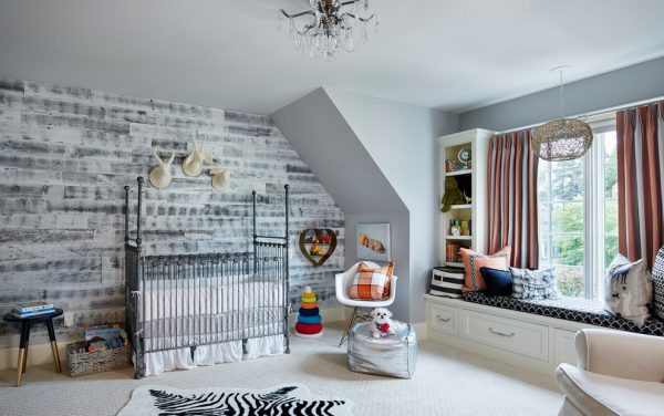 bedroom decorating ideas and designs Remodels Photos Martha O'Hara Interiors Minneapolis Minnesota United States transitional-nursery-001