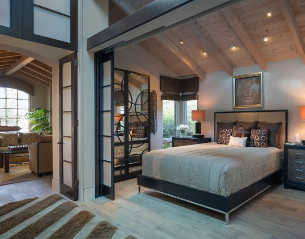 bedroom decorating ideas and designs Remodels Photos Martin Perri Interiors, Inc.Carmel-by-the-Sea California United States contemporary-bedroom-001