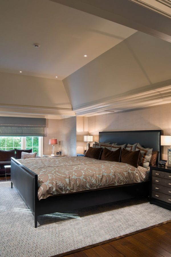 bedroom decorating ideas and designs Remodels Photos Martin Perri Interiors, Inc.Carmel-by-the-Sea California United States contemporary-bedroom-005