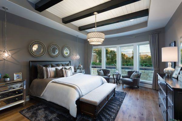 bedroom decorating ideas and designs Remodels Photos Mary DeWalt Design Group Austin Texas United States bedroom-001