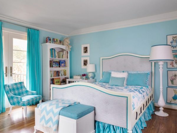 bedroom decorating ideas and designs Remodels Photos Melanie Coddington San Francisco California United States contemporary-kids-001