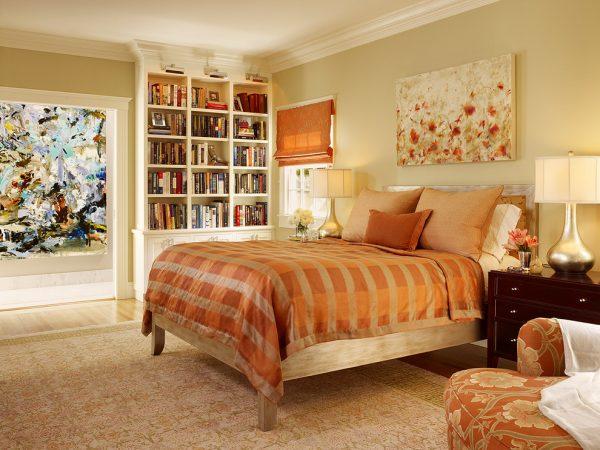 bedroom decorating ideas and designs Remodels Photos Melanie Coddington San Francisco California United States transitional-bedroom-001