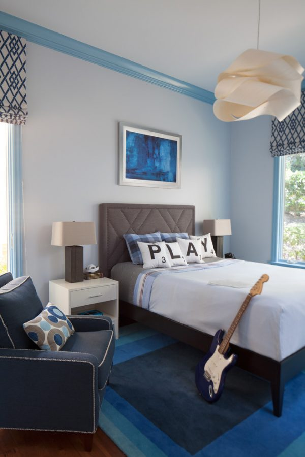 bedroom decorating ideas and designs Remodels Photos Melanie Coddington San Francisco California United States transitional-bedroom-004