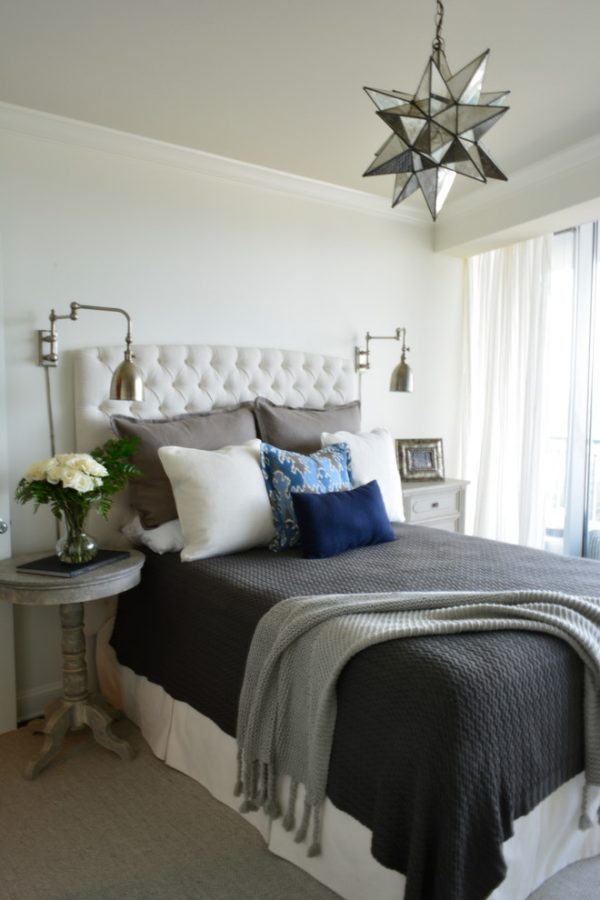 bedroom decorating ideas and designs Remodels Photos Meriwether Design Group Marietta Georgia United States transitional-bedroom