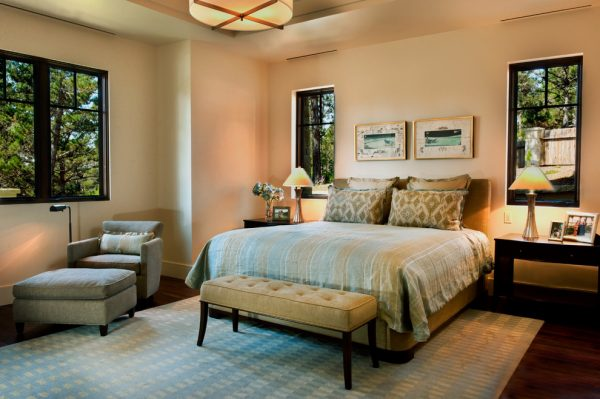 bedroom decorating ideas and designs Remodels Photos Michelle Pheasant Design, Inc. Monterey California United States contemporary-bedroom-002