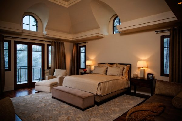 bedroom decorating ideas and designs Remodels Photos Michelle Pheasant Design, Inc. Monterey California United States contemporary-bedroom