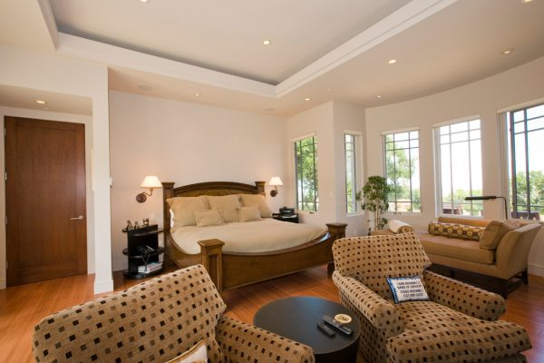 bedroom decorating ideas and designs Remodels Photos Michelle Pheasant Design, Inc. Monterey California United States eclectic-bedroom