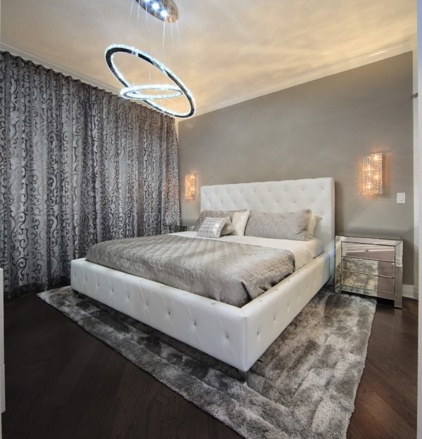 bedroom decorating ideas and designs Remodels Photos Morrone Interiors Orlando Florida united states modern-bedroom-005