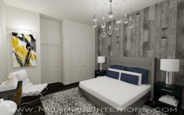 bedroom decorating ideas and designs Remodels Photos Morrone Interiors Orlando Florida united states modern-rendering-002