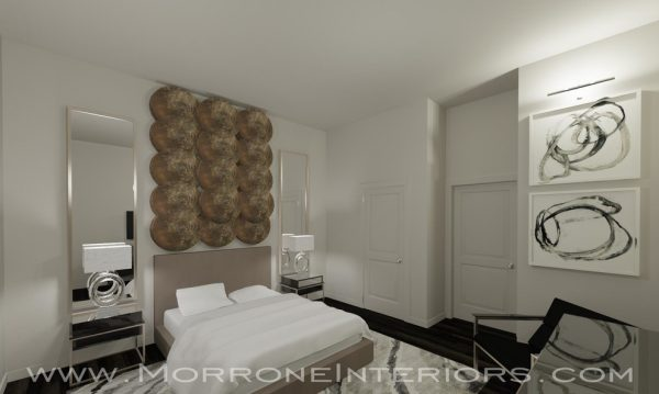 bedroom decorating ideas and designs Remodels Photos Morrone Interiors Orlando Florida united states modern-rendering