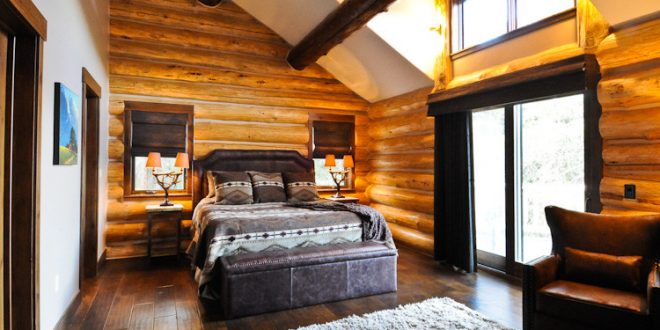 bedroom decorating ideas and designs Remodels Photos Mountain Log Homes of CO, Inc. Frisco Colorado united states rustic-bedroom-016