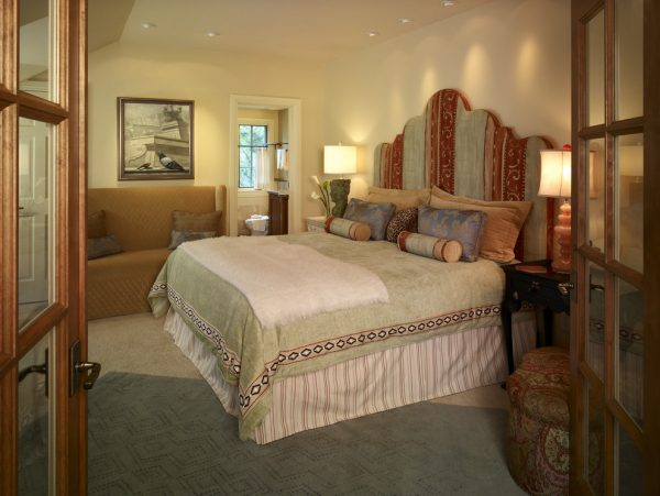 bedroom decorating ideas and designs Remodels Photos Nancy Sanford, Inc. Denver,Colorado United States eclectic-bedroom