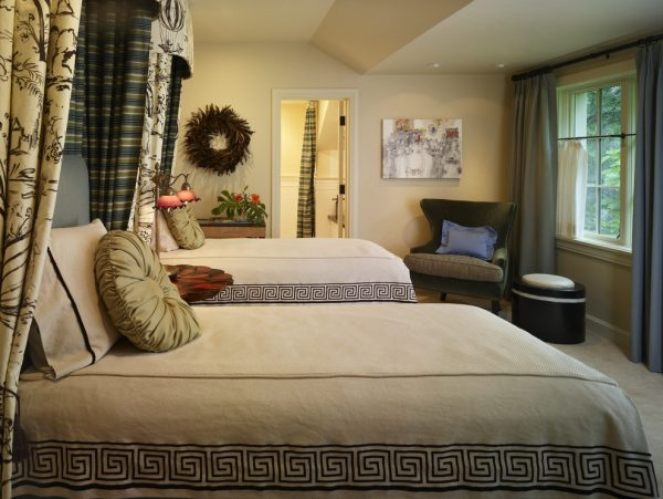bedroom decorating ideas and designs Remodels Photos Nancy Sanford, Inc. Denver,Colorado United States traditional-bedroom