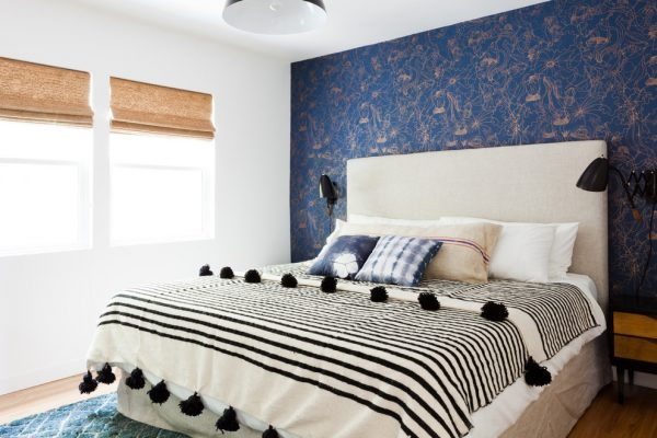 bedroom decorating ideas and designs Remodels Photos Natalie Myers Los Angeles California United States eclectic-bedroom-001