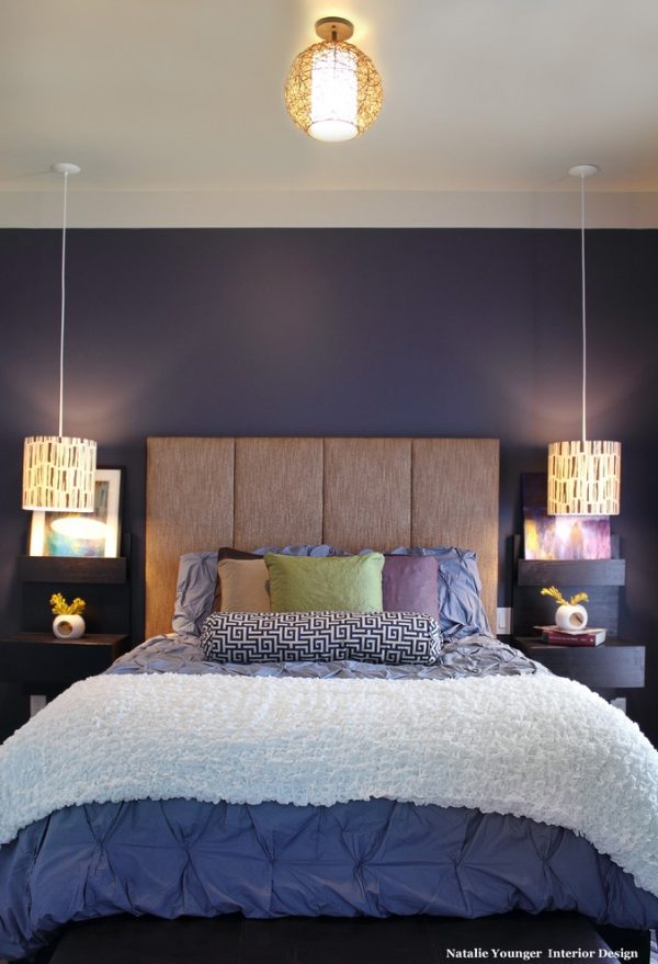 bedroom decorating ideas and designs Remodels Photos Natalie Younger Interior Design, Allied ASID Santa Monica contemporary-bedroom