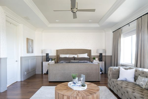 bedroom decorating ideas and designs Remodels Photos Nate Fischer Interiors Laguna Beach united states contemporary-bedroom-002
