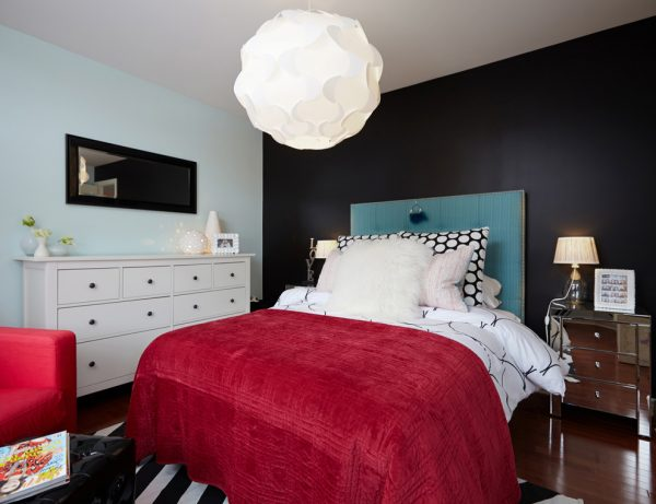 bedroom decorating ideas and designs Remodels Photos Nest Design Studio Toronto Ontario United States eclectic-bedroom