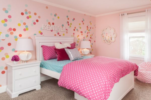bedroom decorating ideas and designs Remodels Photos Niche Interiors San Francisco California United States traditional-kids