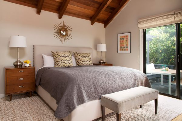 bedroom decorating ideas and designs Remodels Photos Niche Interiors San Francisco California United States transitional-bedroom-002