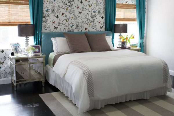 bedroom decorating ideas and designs Remodels Photos Nicole White Designs Interiors LLC Miami Florida bedroom