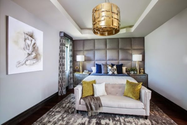bedroom decorating ideas and designs Remodels Photos Nicole White Designs Interiors LLC Miami Florida contemporary-bedroom-002
