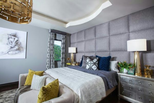 bedroom decorating ideas and designs Remodels Photos Nicole White Designs Interiors LLC Miami Florida contemporary-bedroom-009
