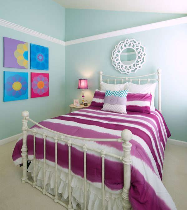 bedroom decorating ideas and designs Remodels Photos Olamar Interiors Haymarket Virginia United States contemporary-kids