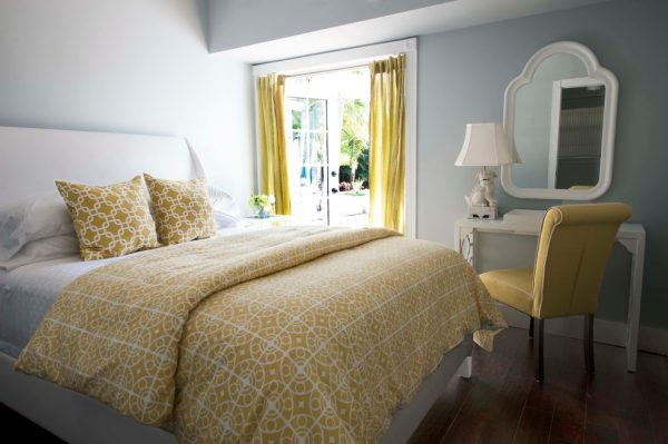 bedroom decorating ideas and designs Remodels Photos Olga Adler Westport Connecticut United States beach-style-bedroom-004