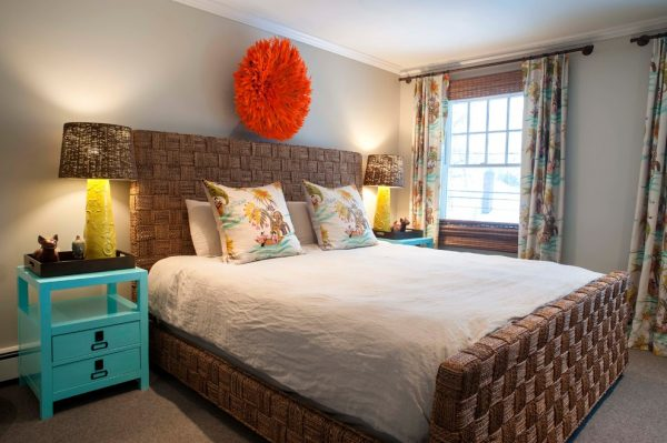 bedroom decorating ideas and designs Remodels Photos Olga Adler Westport Connecticut United States beach-style-bedroom