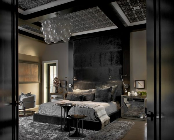 bedroom decorating ideas and designs Remodels Photos PROjECT interiors + Aimee Wertepny Chicago Illinois United States contemporary-bedroom-004