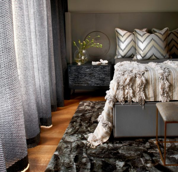 bedroom decorating ideas and designs Remodels Photos PROjECT interiors + Aimee Wertepny Chicago Illinois United States contemporary-bedroom-011