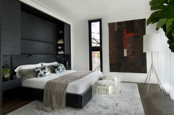 bedroom decorating ideas and designs Remodels Photos PROjECT interiors + Aimee Wertepny Chicago Illinois United States home-design