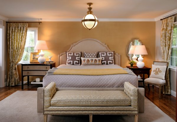 bedroom decorating ideas and designs Remodels Photos Pamela Harvey Interiors Oakton Virginia united states home-design