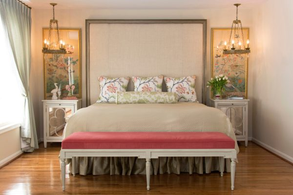 bedroom decorating ideas and designs Remodels Photos Pamela Harvey Interiors Oakton Virginia united states traditional-bedroom-001