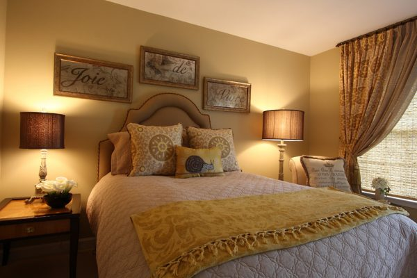 bedroom decorating ideas and designs Remodels Photos Pamela Harvey Interiors Oakton Virginia united states traditional-bedroom-002