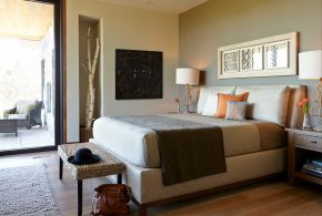 Bedroom Decorating and Designs by Pamela Pennington Studios - Palo Alto, California, United States